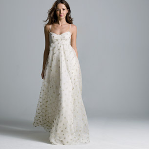 Kiki1023 I Love J Crew Gowns Id To See This One On A Real Bride